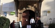 Tarihi camide hırsızlık