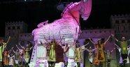 Troya Müzikali Antalya'da