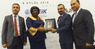 Türkiye-Gana İş Forumu Antalya'da yapıldı