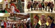 Yerleşik Ukraynalılar festivalde buluştu