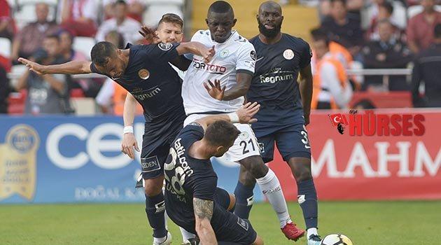 Taraftar:1 Konyaspor:0