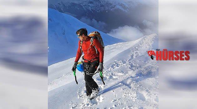 Tecrübeli dağcıdan çığ uyarısı