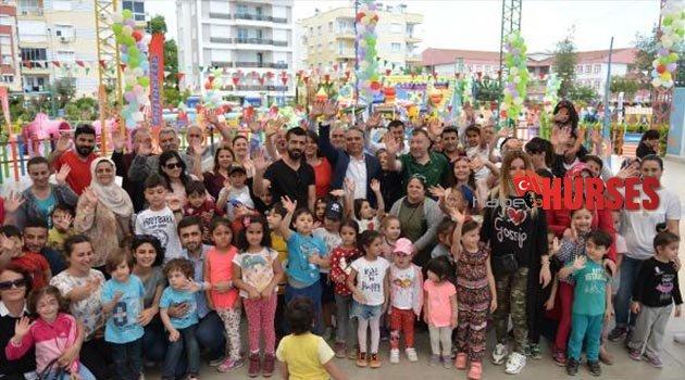 Teneffüs Park 260 bin ziyaretçiye ulaştı