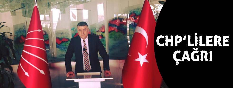 Doğan'dan CHP'lilere çağrı
