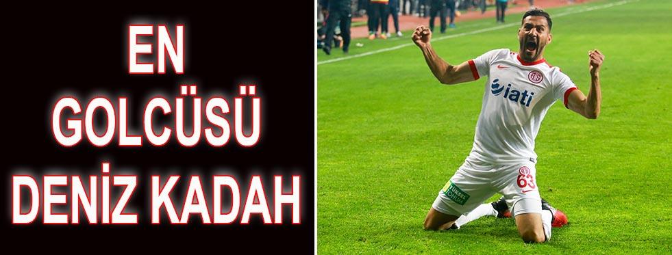 En golcüsü Deniz Kadah