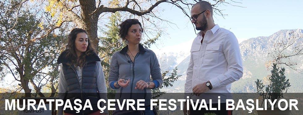 Muratpaşa Çevre Festivali başlıyor