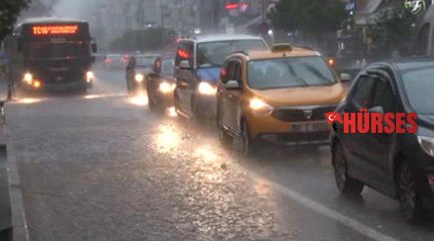 Yağış uyarısı | Antalya hava durumu