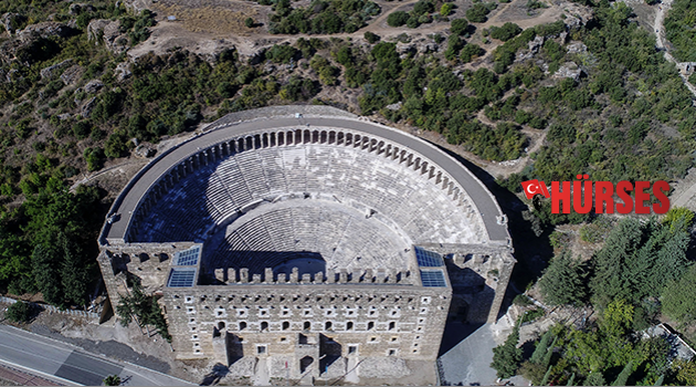 Yeni alternatif: Perge, Aspendos ve Patara