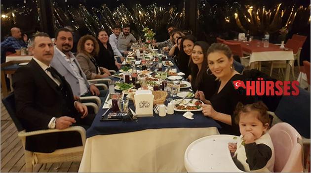 Zeynep Akpolat'a eşi tarafından Sürpriz kutlama