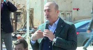 Çavuşoğlu: Kurdukları ittifakın içinde PKK var