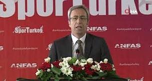 Spor Turkey Spor Ekipmanları Fuarı açıldı