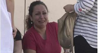 Gözyaşları Özlem hemşire için aktı
