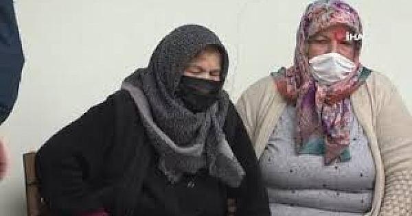 Eşini öldüren katil zanlısına adliye önünde arkadaşlarından şaşırtan destek