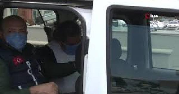 Antalya'da kan donduran cinayetin 2 şüphelisi adliyeye sevk edildi