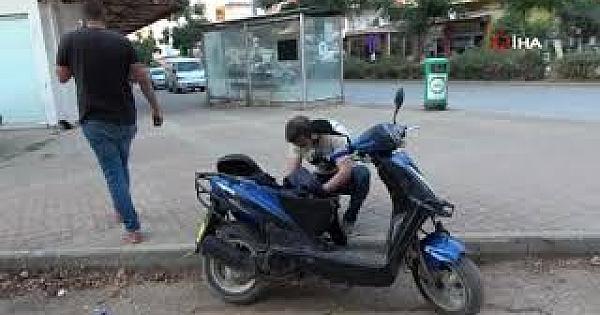 Binbir surat' hırsızlık şüphelisi polisler tarafından böyle yakalandı