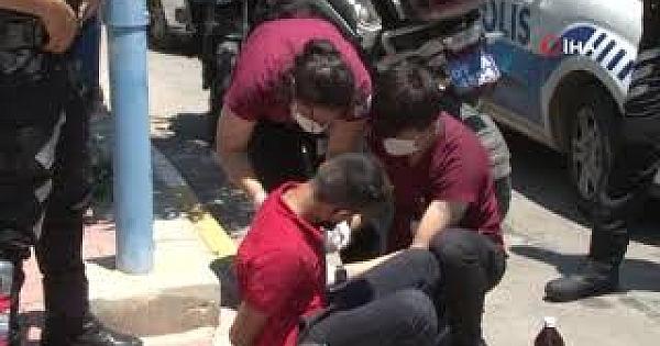 Çaldığı motosikletle yakalandı, 13 yaşında 170 suç kaydı çıktı