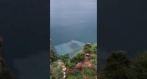 Denize petrol döktüler !
