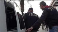Alanya'da terör operasyonunda 11 gözaltı