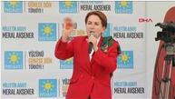 Cumhurbaşkanı adayı Meral Akşener Aksaray'da konuştu