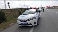 Araç takla attı: 5 ölü 2 yaralı