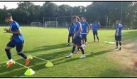 Yeni sezona Hollanda'da hazırlanan Antalyaspor kampından yeni görüntüler geliyor