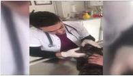 Isparta'da yavru köpek kulakları kesik halde bulundu