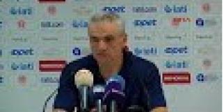 Antalyaspor - Galatasaray maçının ardından