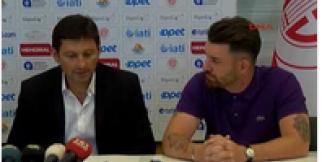 Antalyaspor teknik direktörü Leonardo çok büyük hedeflerimiz var