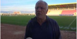 """Elazığspor Teknik Direktörü Kalpar: """"Hedefimiz ligi ilk 6 içinde bitirmek"""""""