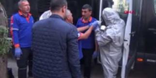 8 öğrenci civa zehirlenmesi şüphesiyle Ankara'ya sevk edildi