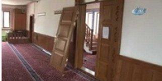 Camilere çirkin saldırı