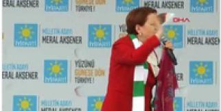 Meral Akşener Konya'da konuştu
