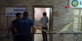 Kooperatif başkanı, silahlı saldırıda yaralandı