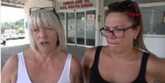 Taciz edilip, dövülen İngiliz kadın 2 kez hastanelik oldu